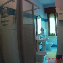 Отель B&B The Caponi Bros ванная