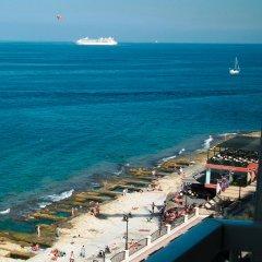 The Diplomat Hotel пляж