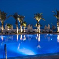 Отель Radisson Blu Resort & Thalasso, Hammamet фитнесс-зал