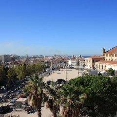 Отель Ibis Marseille Centre Gare Saint Charles балкон