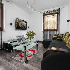 Апартаменты Apartinfo Exclusive Sopot Apartment Сопот комната для гостей фото 2