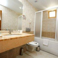 Отель Lyra Resort - All Inclusive Сиде ванная фото 2