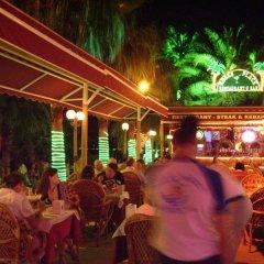 Отель Palm Beach питание фото 2
