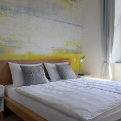 Отель Avantgarde apartments Чехия, Пльзень - отзывы, цены и фото номеров - забронировать отель Avantgarde apartments онлайн комната для гостей фото 2
