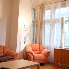 Отель Vodickova apartment Чехия, Прага - отзывы, цены и фото номеров - забронировать отель Vodickova apartment онлайн комната для гостей фото 5