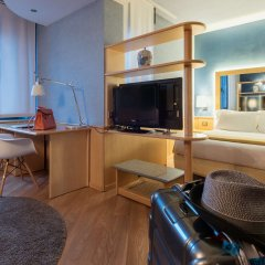 Отель Best Western Plus Executive Hotel and Suites Италия, Турин - 1 отзыв об отеле, цены и фото номеров - забронировать отель Best Western Plus Executive Hotel and Suites онлайн комната для гостей фото 2