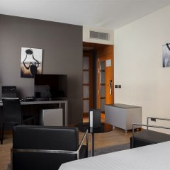 Отель AC Hotel Los Vascos by Marriott Испания, Мадрид - отзывы, цены и фото номеров - забронировать отель AC Hotel Los Vascos by Marriott онлайн комната для гостей фото 4