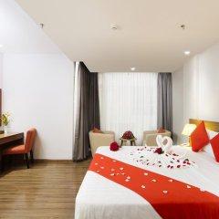 Maple Leaf Hotel & Apartment комната для гостей фото 5