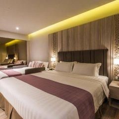 Отель Sd Avenue Бангкок комната для гостей фото 5