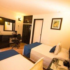 Отель Comfort Inn Palenque Maya Tucán удобства в номере фото 2