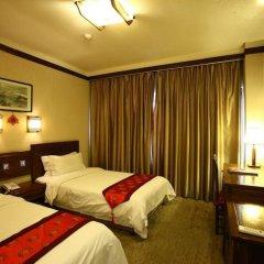 Отель Ci En Hotel Китай, Сиань - отзывы, цены и фото номеров - забронировать отель Ci En Hotel онлайн комната для гостей фото 5