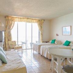 Отель Sky Box Beach Suite at Montego Bay Club Ямайка, Монтего-Бей - отзывы, цены и фото номеров - забронировать отель Sky Box Beach Suite at Montego Bay Club онлайн комната для гостей фото 4