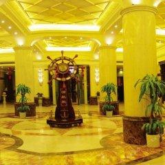 Jiangxi Hotel интерьер отеля