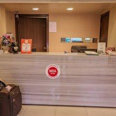 Отель Nida Rooms Saladaeng 130 Silom Walk Бангкок интерьер отеля фото 2