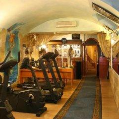 Отель Swing City Венгрия, Будапешт - 6 отзывов об отеле, цены и фото номеров - забронировать отель Swing City онлайн фитнесс-зал