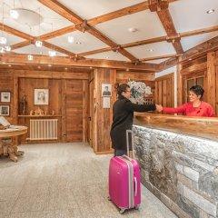 Hotel Lo Scoiattolo интерьер отеля фото 4