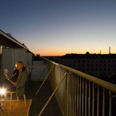 Отель Forenom Pop-up Hotel Финляндия, Хельсинки - отзывы, цены и фото номеров - забронировать отель Forenom Pop-up Hotel онлайн балкон