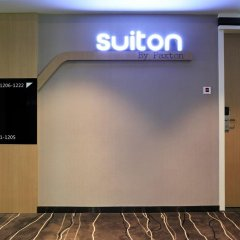 Отель Suiton By Paxton Шэньчжэнь интерьер отеля