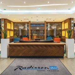 Radisson Blu Hotel, Krakow интерьер отеля фото 3