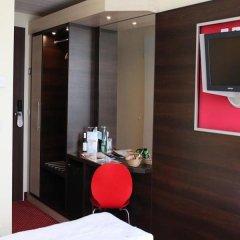 AZIMUT Hotel City South Berlin 3* Стандартный номер с разными типами кроватей фото 5