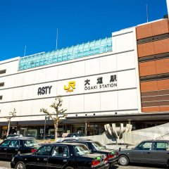 Отель Kuretake-Inn Premium Ogakiekimae Огаки фото 42