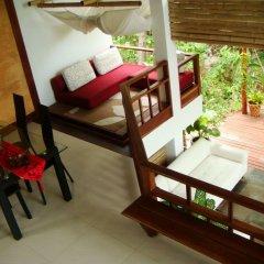 Отель La Cigale балкон