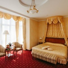 Гранд Отель Эмеральд 5* Полулюкс двуспальная кровать