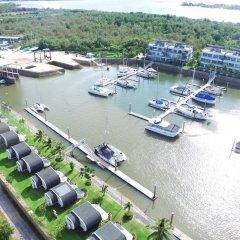 Отель Krabi Boat Lagoon Resort парковка