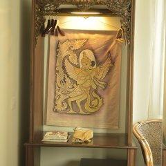 Bagan King Hotel сейф в номере