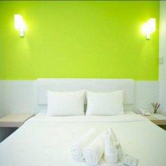 Отель Budacco Таиланд, Бангкок - 2 отзыва об отеле, цены и фото номеров - забронировать отель Budacco онлайн комната для гостей фото 4