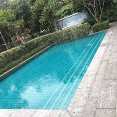 Отель 3 Bed Apart in the Heart of KL Малайзия, Куала-Лумпур - отзывы, цены и фото номеров - забронировать отель 3 Bed Apart in the Heart of KL онлайн бассейн