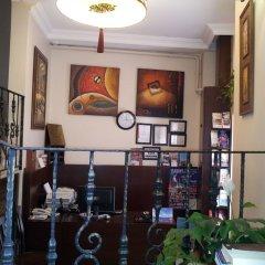 Berce Hotel Стамбул интерьер отеля фото 2