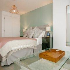 Отель Modern 2 Bedroom Flat In Greenwich комната для гостей фото 2