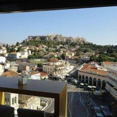 Отель A for Athens Греция, Афины - отзывы, цены и фото номеров - забронировать отель A for Athens онлайн балкон