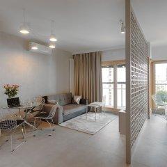 Апартаменты Mennica Central Apartments комната для гостей фото 4