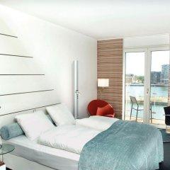 Отель Copenhagen Island комната для гостей фото 3
