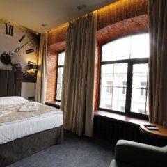 Boutique Hotel Wellion Baumansky 3* Стандартный номер с различными типами кроватей фото 5
