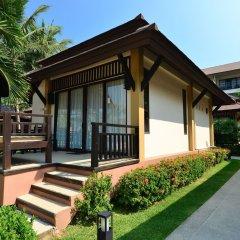 Отель Kacha Resort and Spa Koh Chang балкон
