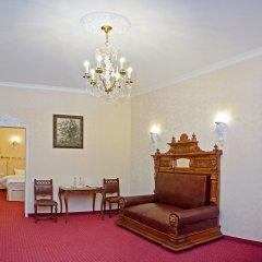 Отель Бристоль Краснодар комната для гостей фото 5