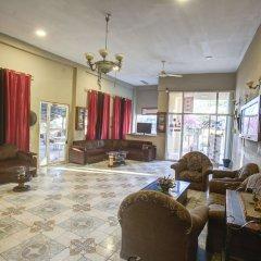 Отель Bedouin Moon Village комната для гостей