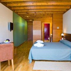 Отель Oca Golf Balneario Augas Santas комната для гостей фото 2