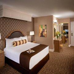 Golden Nugget Las Vegas Hotel & Casino 4* Номер категории Премиум с двуспальной кроватью