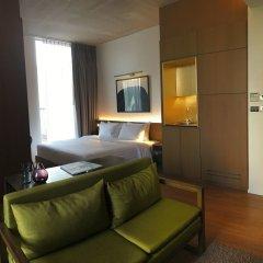 Отель T2 Sathorn Residence Бангкок комната для гостей