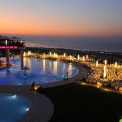 Отель Royal Heights Resort Villas & Spa Греция, Малия - отзывы, цены и фото номеров - забронировать отель Royal Heights Resort Villas & Spa онлайн бассейн