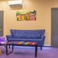 Мини-Отель Horizon комната для гостей
