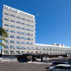 Hotel Samos парковка