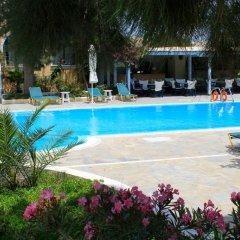 Отель Anastasia Hotel Греция, Остров Санторини - отзывы, цены и фото номеров - забронировать отель Anastasia Hotel онлайн бассейн