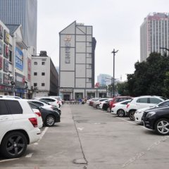 Отель Jinjiang Inn Suzhou South Bus Station парковка