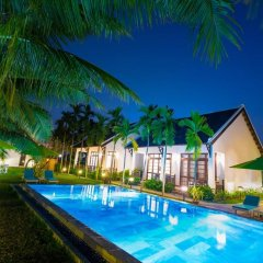 Отель Water Coconut Boutique Villas бассейн
