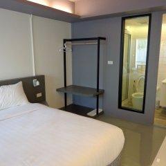 Отель Silom Studios Бангкок комната для гостей фото 4
